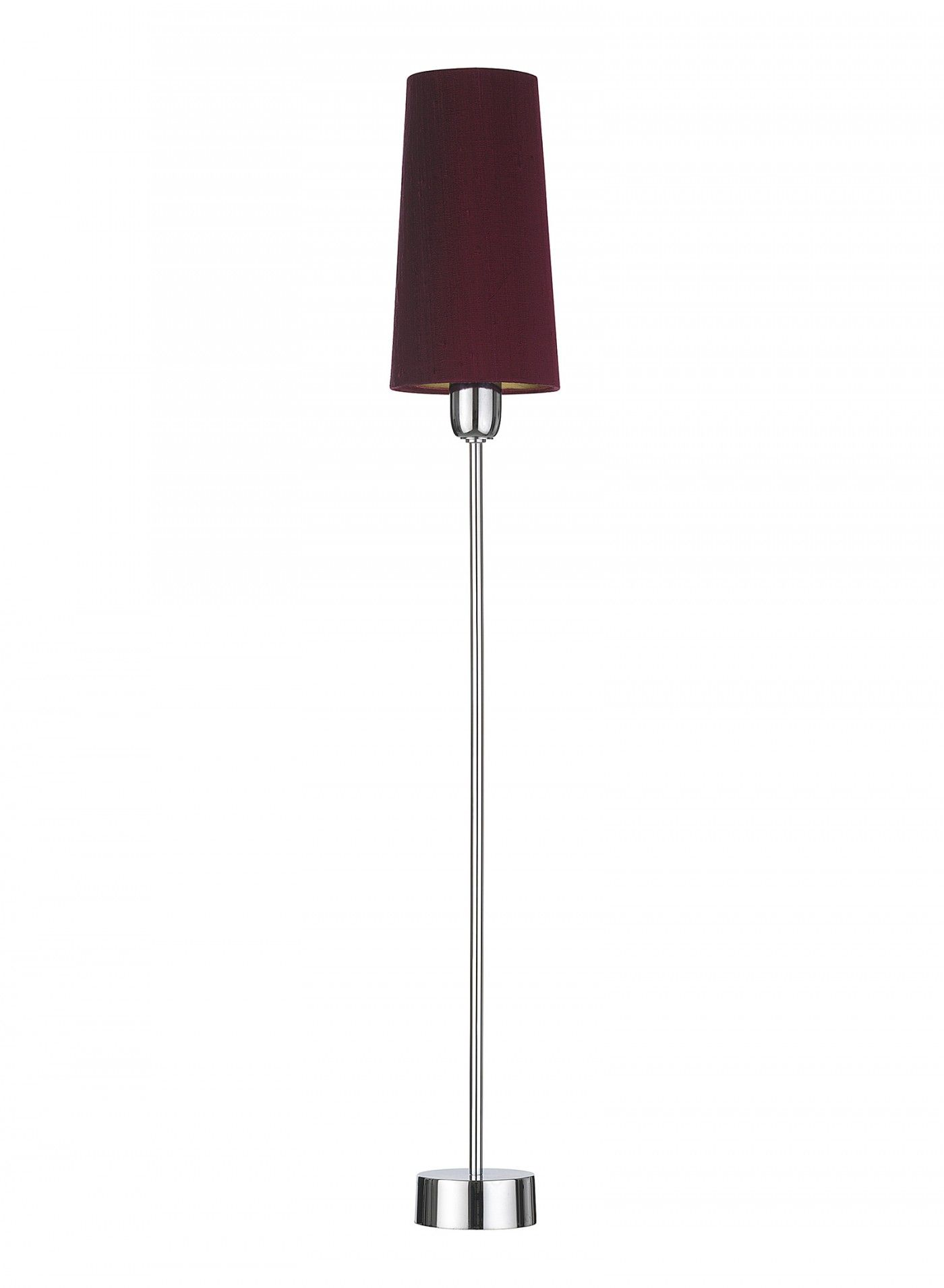 Piccolo chrome plum elegant and simple table lamp perfect for piccolo chrome plum elegant and simple table lamp perfect for mantelpieces and narrow areas geotapseo Images