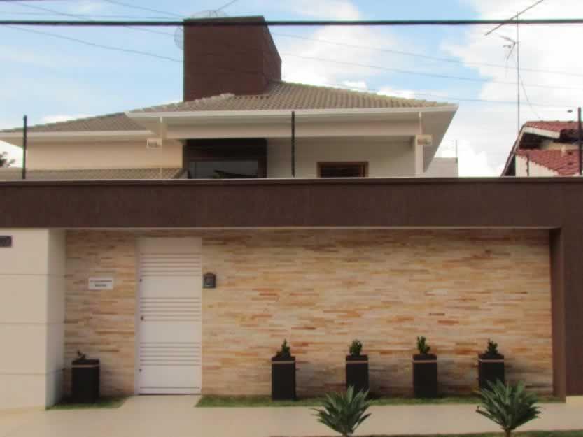 decora o de muros externos fachadas muros decorados y