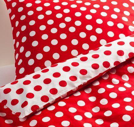 Pin By Barbara Stocker On Dots Ikea Duvet Cover Ikea Duvet Polka Dot Bedding