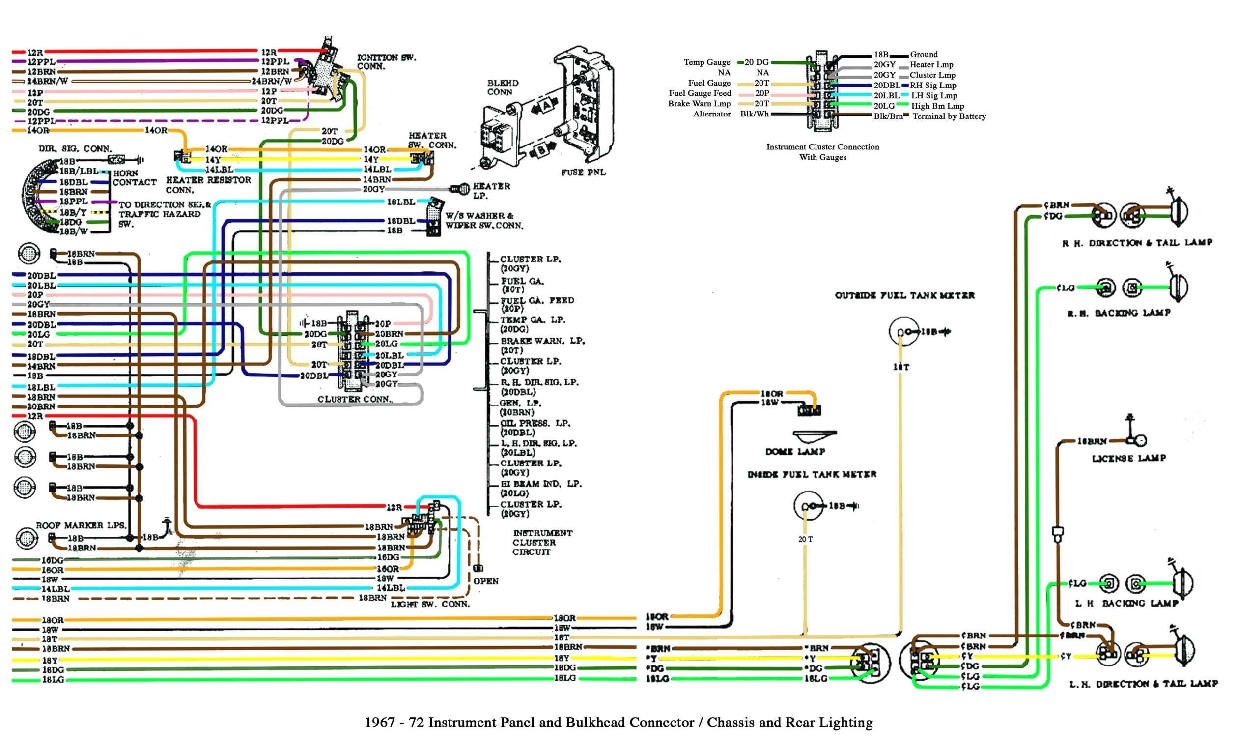 1964 Chevy Truck C10 Wiring Diagram And Chevy Truck Wiring Schematic Schematics Online 72 Chevy Truck Chevy Trucks Truck Stereo