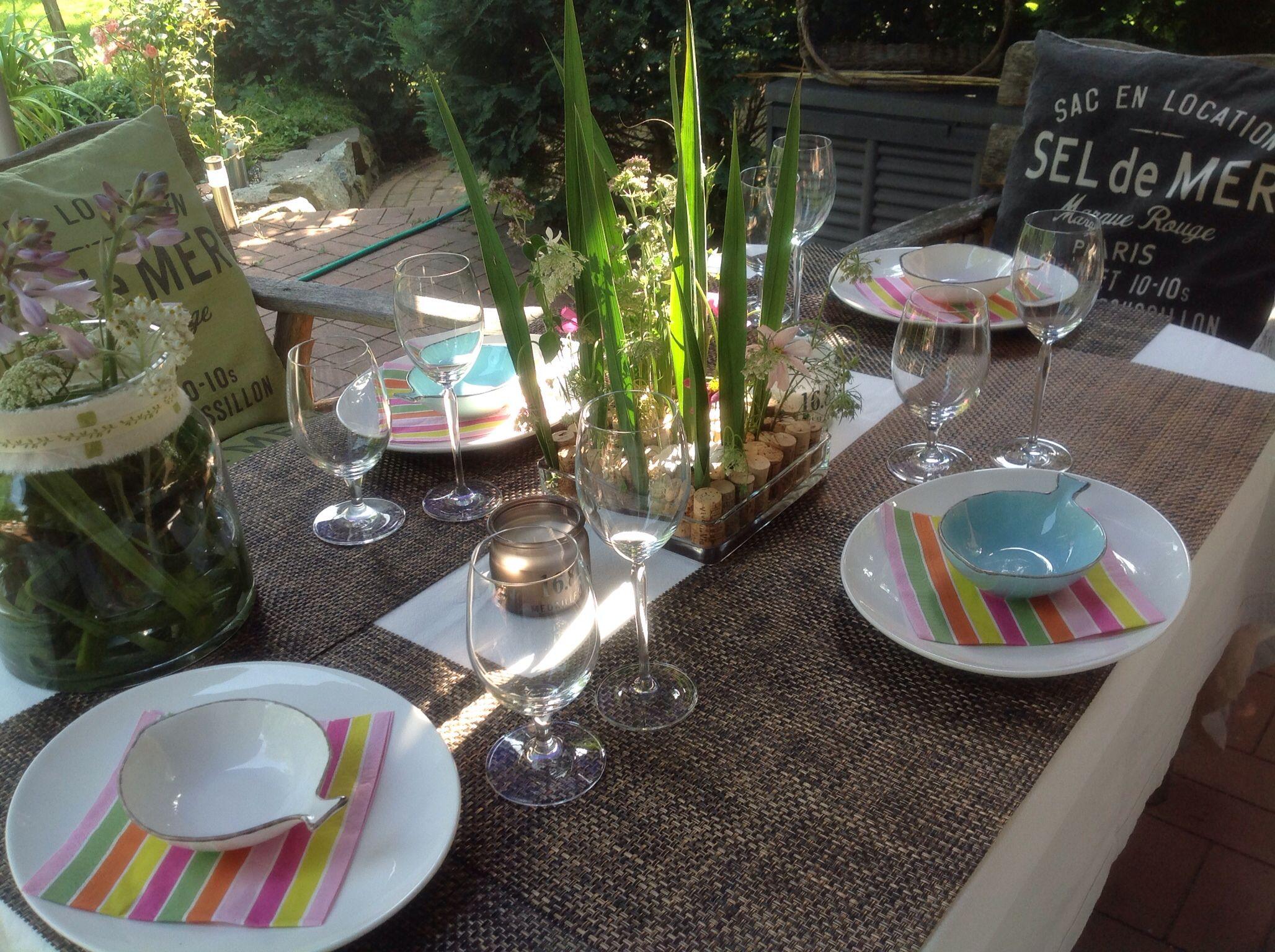 Sommer Tisch
