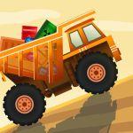 Big Truck #SmartAppsForKids #BigTrucks #DumpTruckApp #TerrainPlay #ImaginationTime