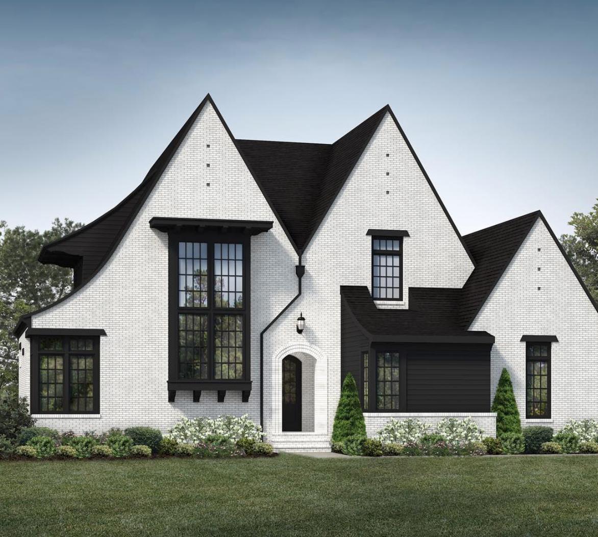 Home Home Design Architecture Dream House White And
