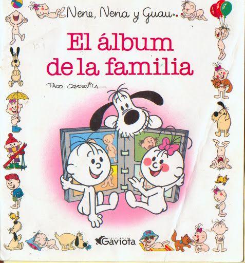 Nene, Nena y Guau- EL ALBUM DE FAMILIA - susana c - Picasa
