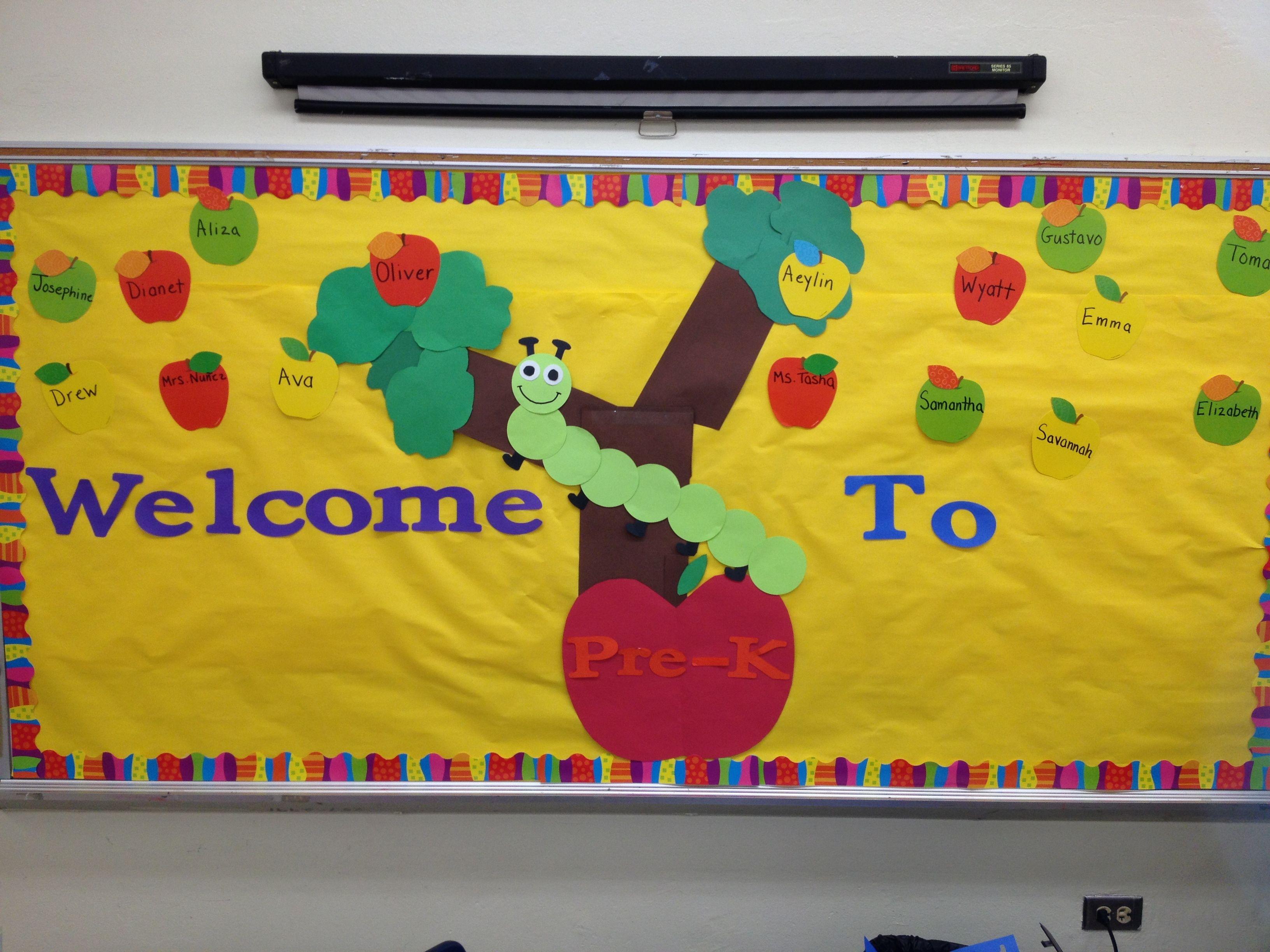 Back to school bulletin board | Education | Pinterest | Bulletin ...