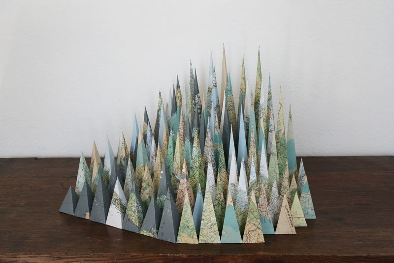 Map Mountains of the Day