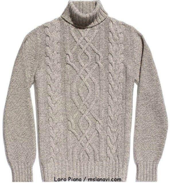 Вязание мужской свитер фото 96