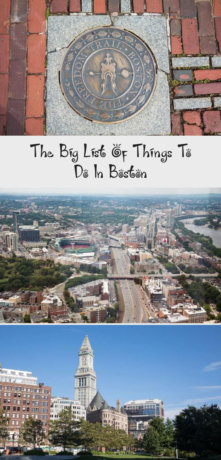 Best Things To Do In Boston Freedom Trail Fenway Park Boston