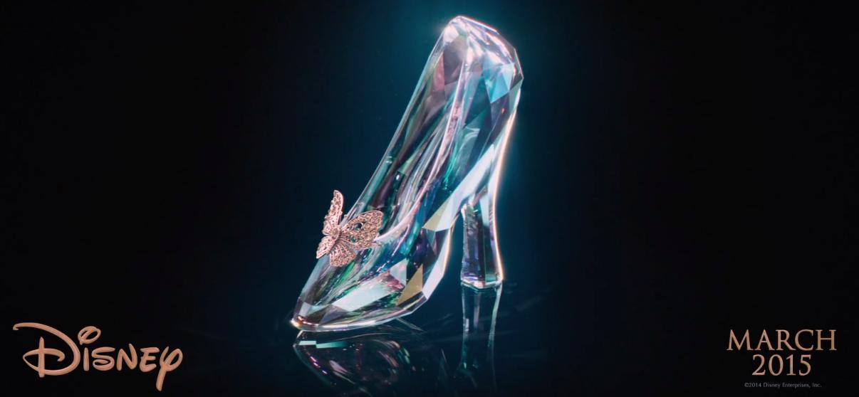 231e83185 Teaser Trailer for Disney's Live Action Cinderella… It's a Shoe ...