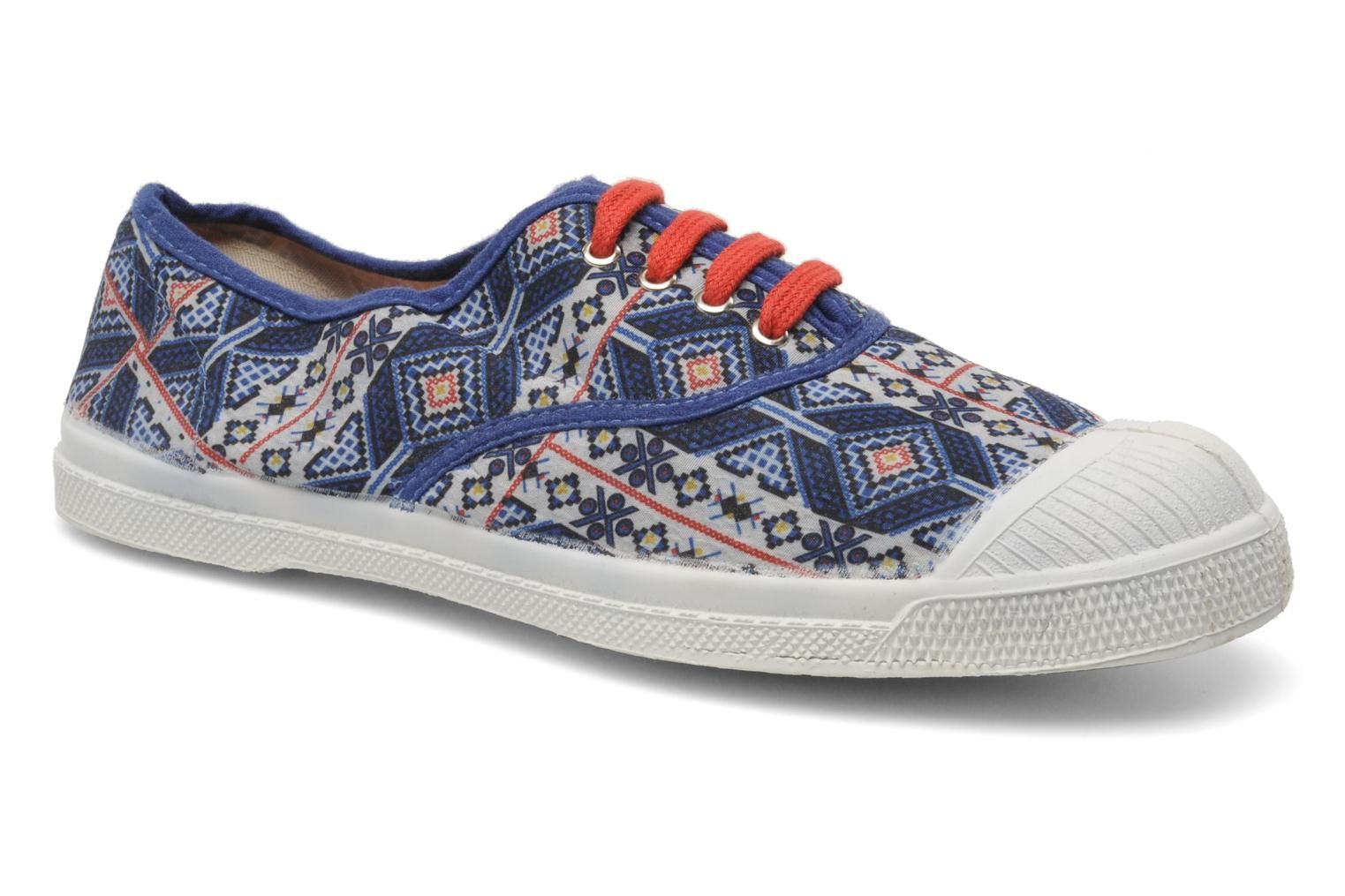Bensimon Tennis Indian Graphik E Azul tmNla