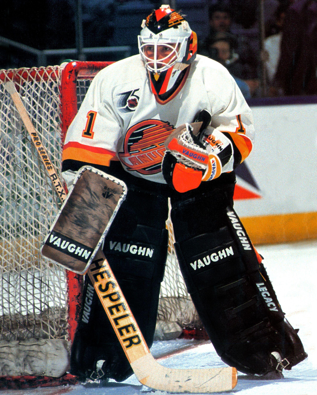 Kirk McLean- Vancouver Canucks