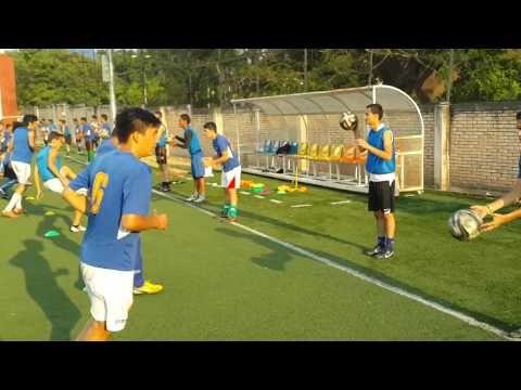 Travail Physique Avec Et Sans Ballon Youtube Football As 12eme
