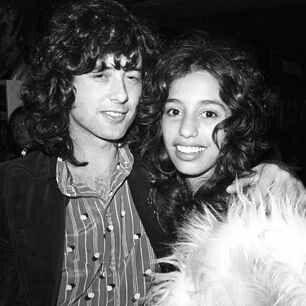 Jimmy Paige 14 Year Old Girlfriend Led Zeppelin Zeppelin