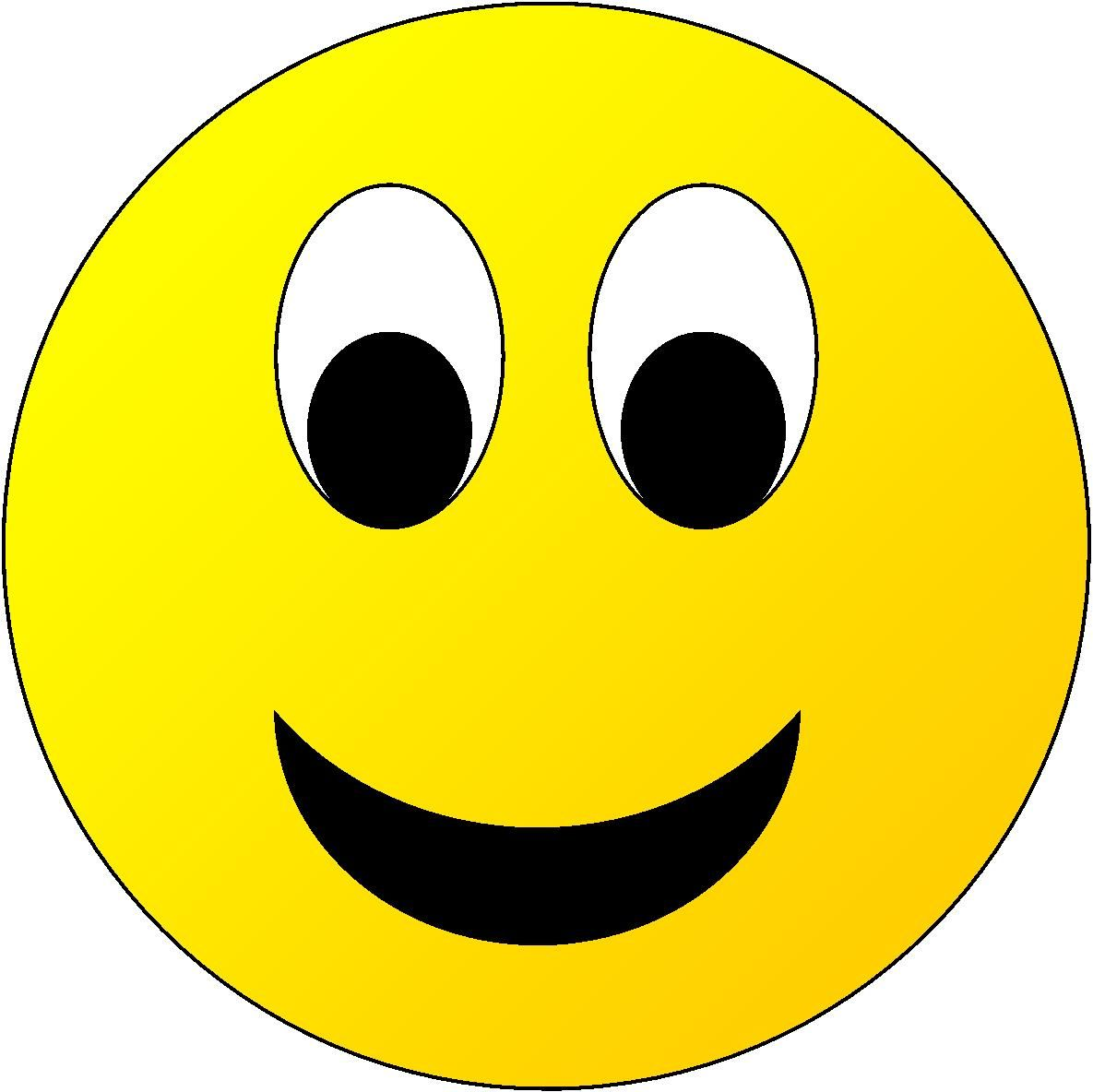 clipart smiley face - photo #30
