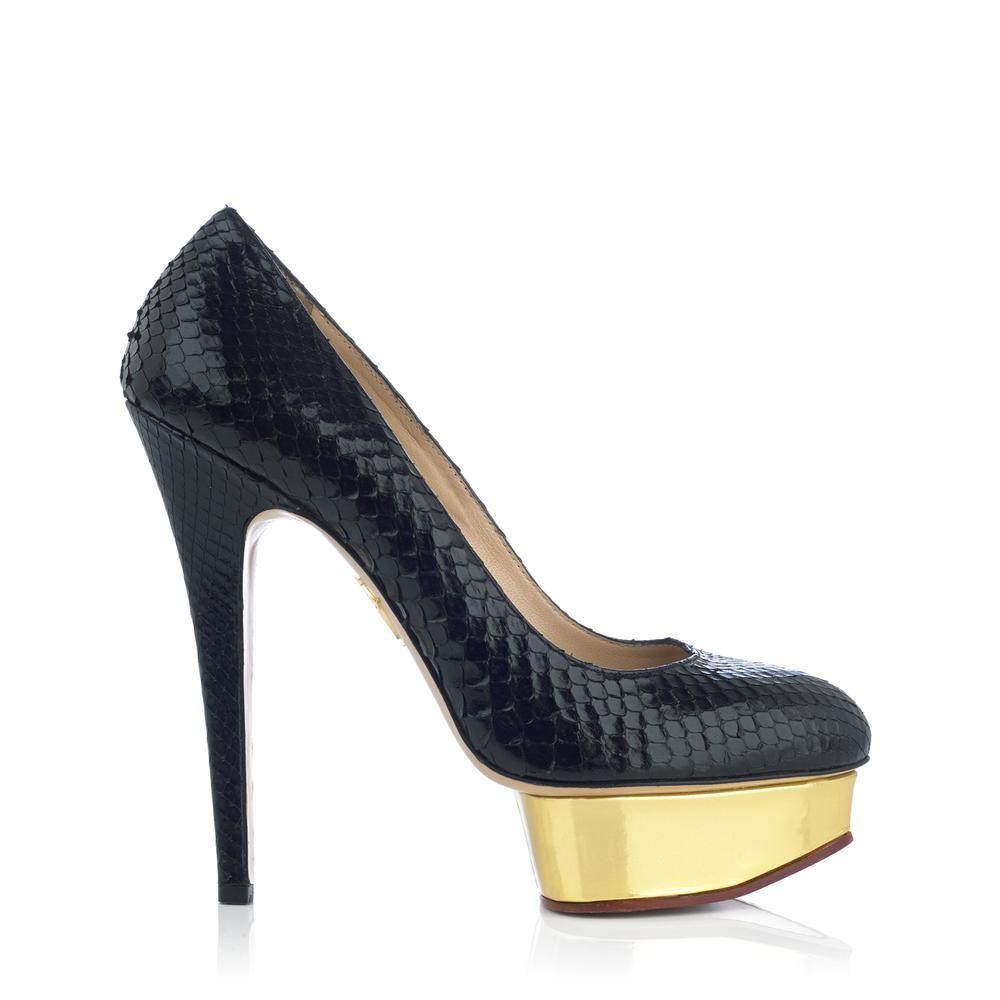 20f0816c4 Dolly   Luxury Designer Shoes & Handbags   Charlotte Olympia   Pump ...