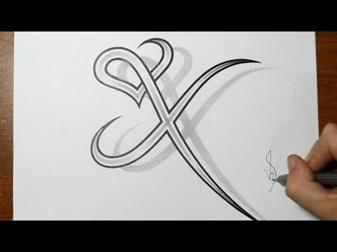 Letter Q And Heart Combined Tattoo Design Ideas For Initials Youtube Tattoo Designs Heart Tattoo Designs Tattoo Lettering Alphabet