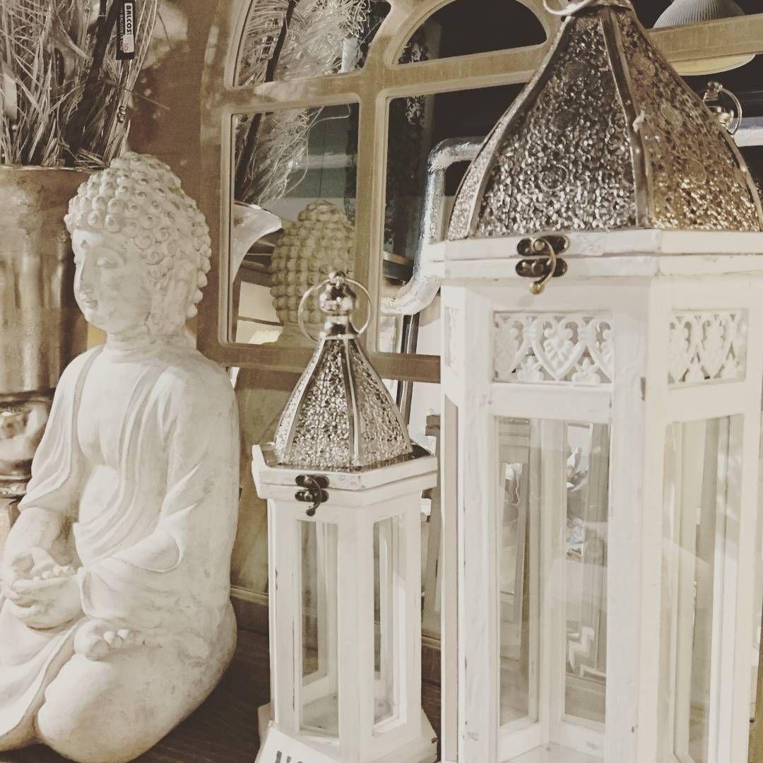Ethnic  #homedecor #home #forthehome #lovehome #instalike #farol #lantern #budha…