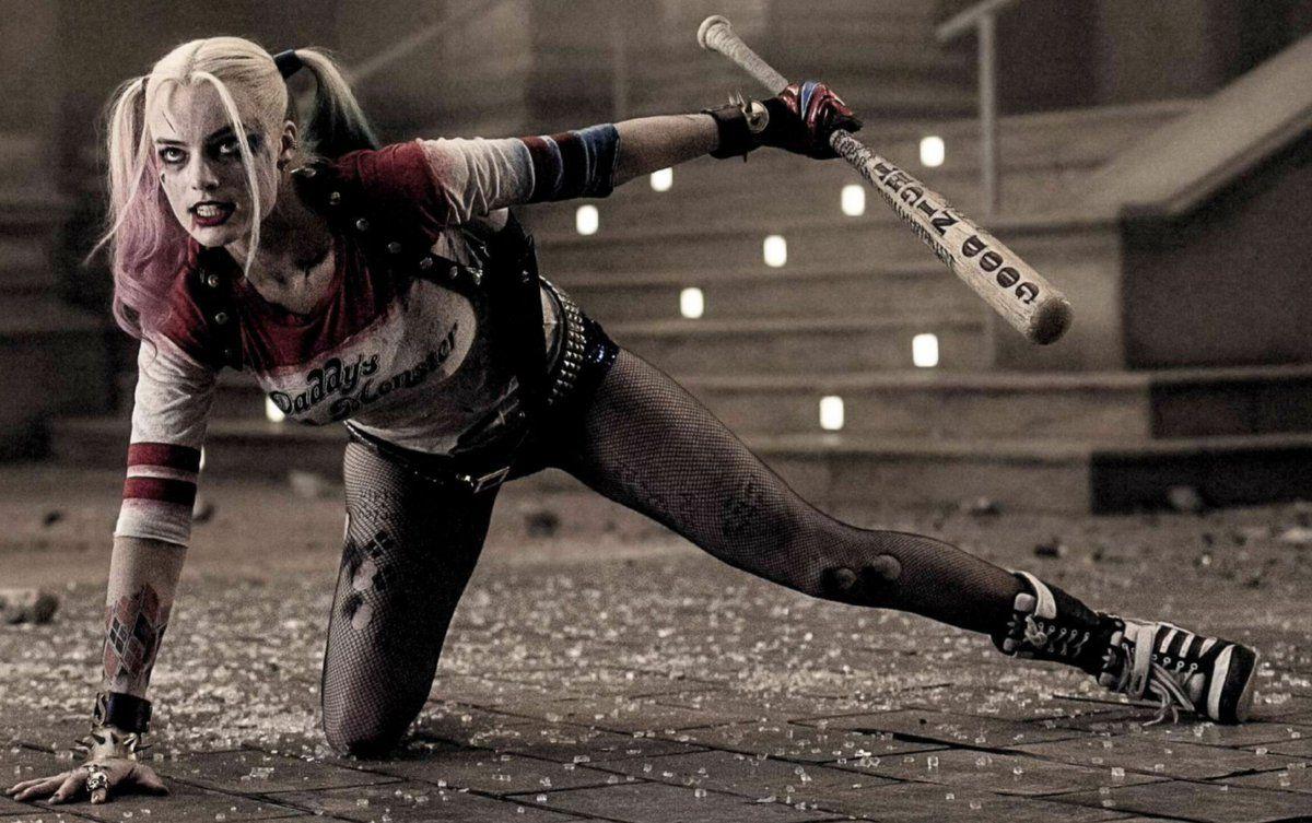 Pin On Harli Kvinn Harley Quinn