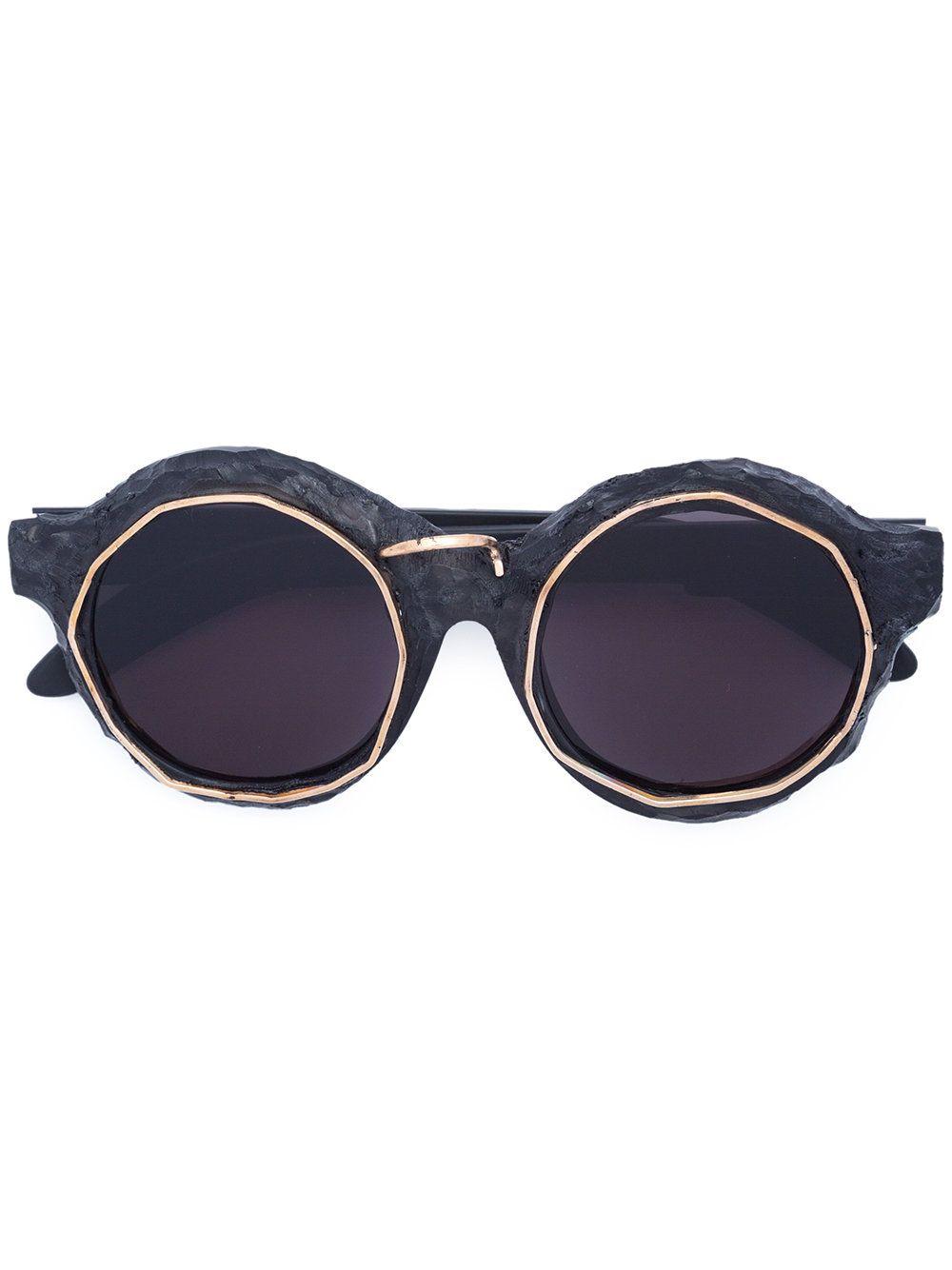 Kuboraum Gafas De Sol Con Montura Redonda | Sol y Comprar