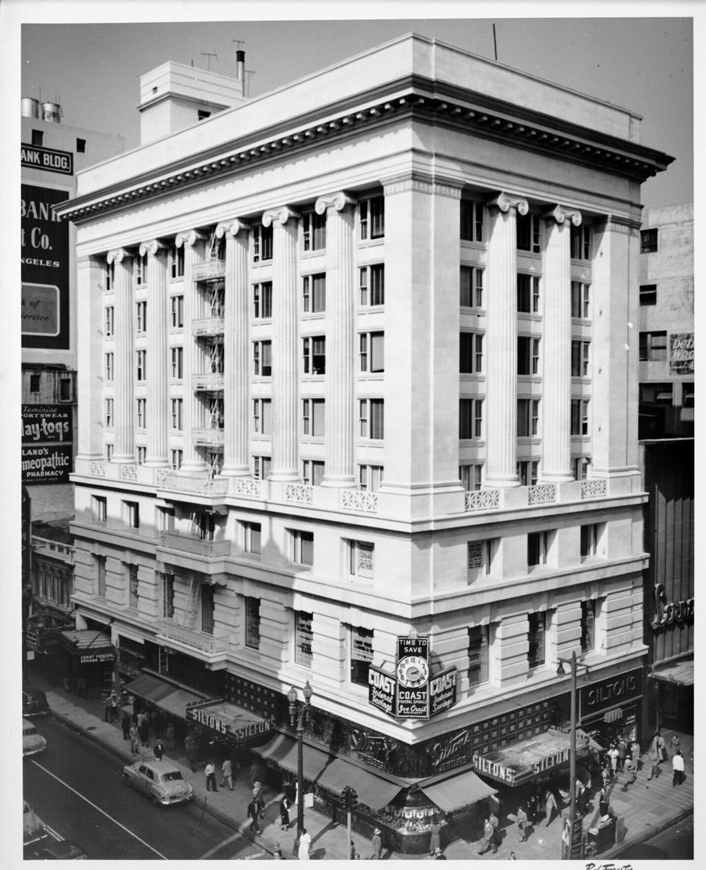 The Merritt Building (With Images)