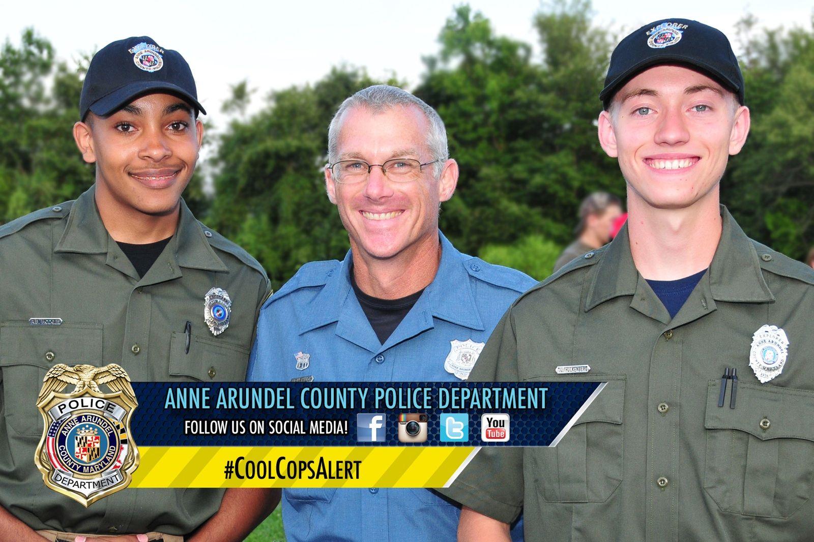 The Police Explorer Program C Ops Social Media Police Department