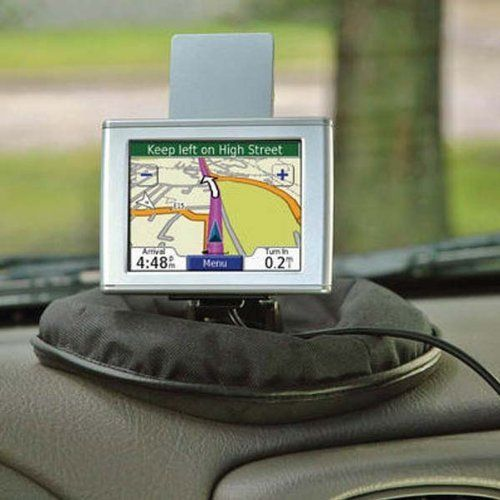 Beanbag Friction Dash Mount for MOST GPS Units, Including