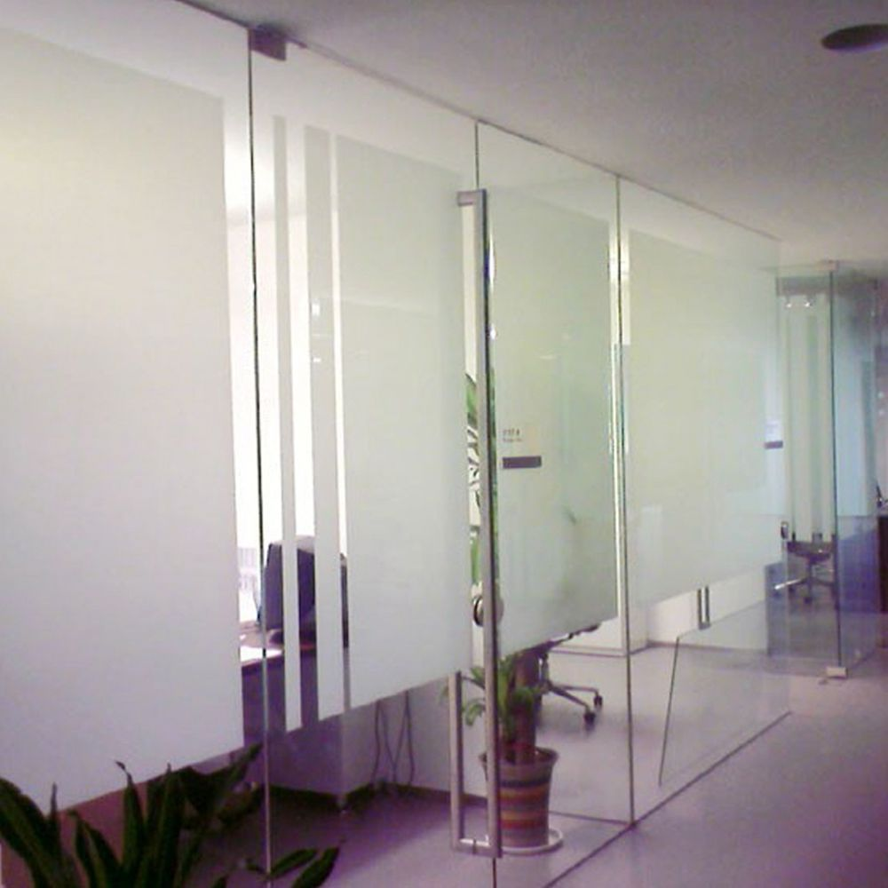 100 white tint privacy protect building glass heat