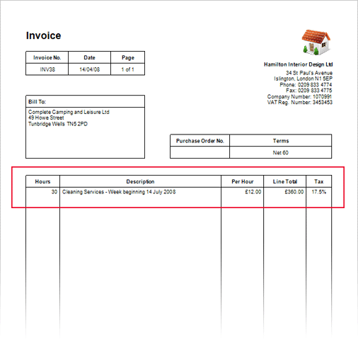 How To Make An Invoice With Sample Invoices Wikihow  Projects