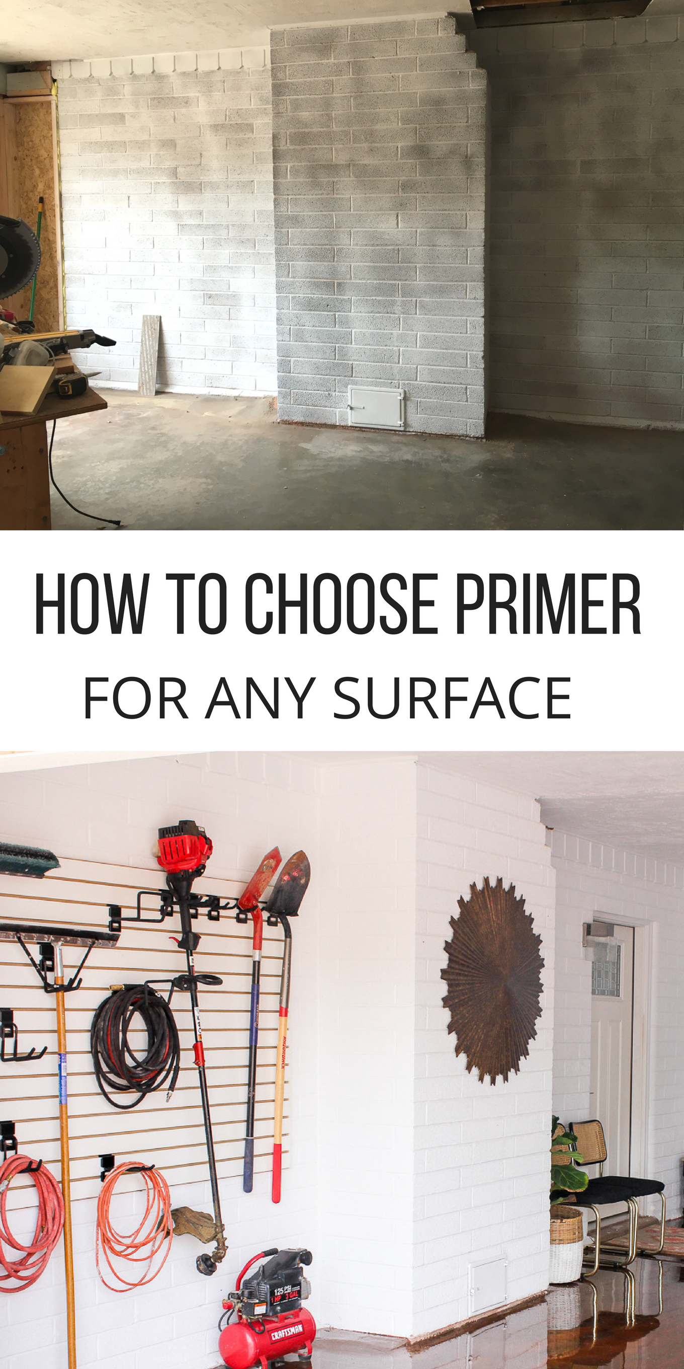 With so many different types of surfaces to paint it can be a challenge to decide what primer is the best to use check this well organized list of options