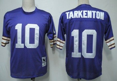 fran tarkenton throwback jersey