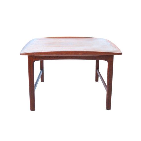 Vintage Mid Century Modern Square Table