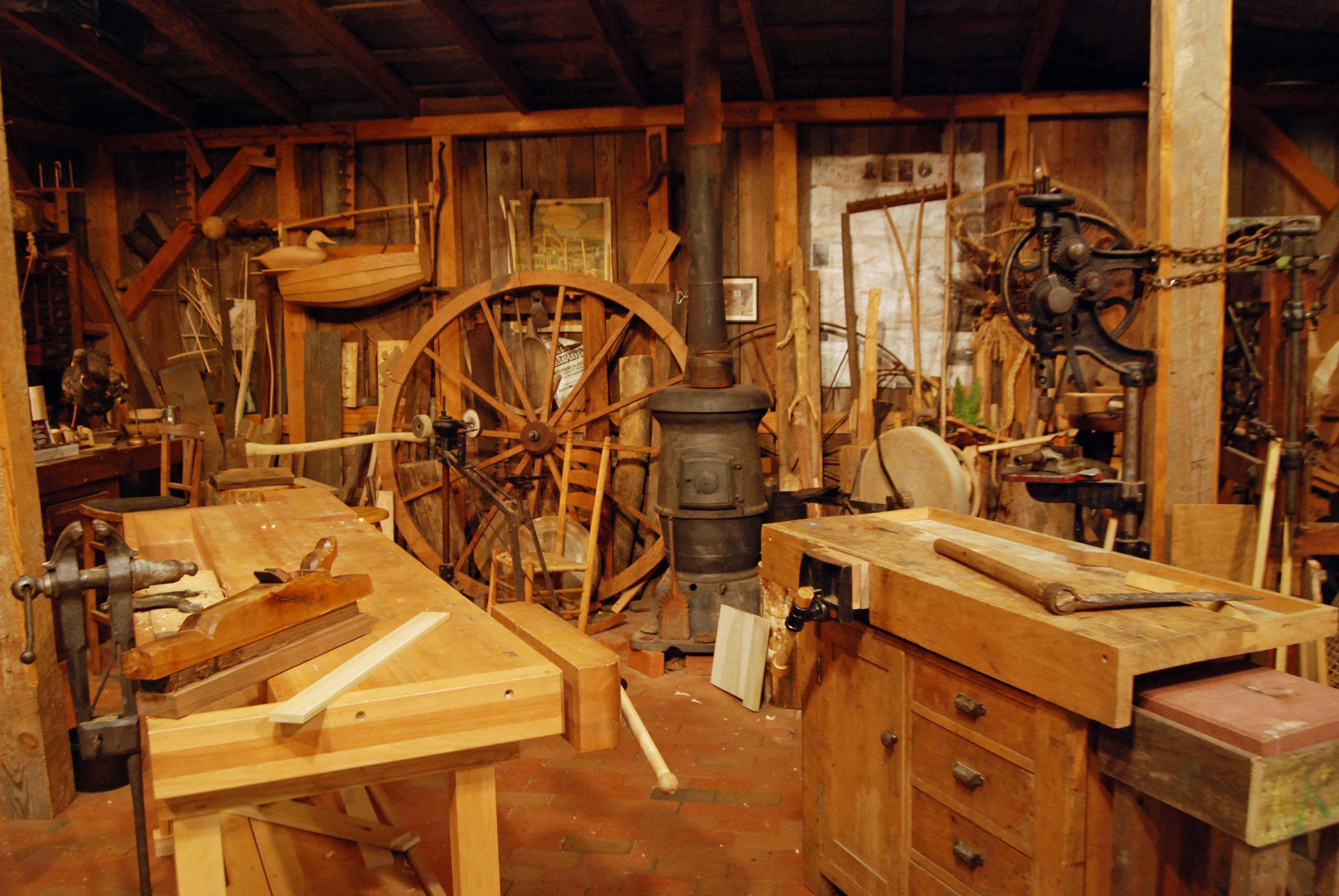 old wood workshop Google Search old