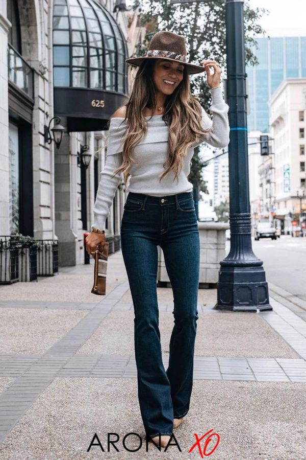 20 of the Best Sweater Outfits for Fall