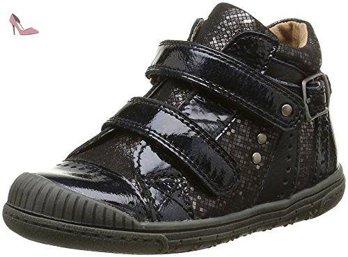 Noël Pilly, Sneakers Hautes Filles, Noir (100 Noir), 26 EU -