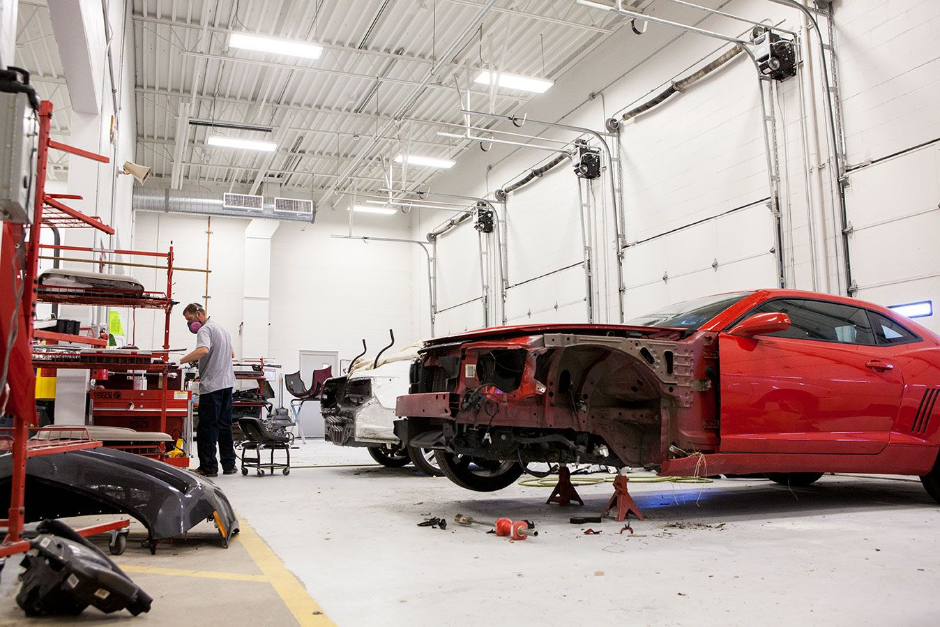 What To Expect From Your Auto Body Repair Estimate When