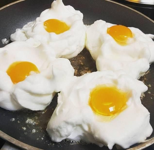 How to make 'Cloud Eggs' Tag a brunch fan! #cloudeggs How to make 'Cloud Eggs' Tag a brunch fan! #cloudeggs How to make 'Cloud Eggs' Tag a brunch fan! #cloudeggs How to make 'Cloud Eggs' Tag a brunch fan! #cloudeggs