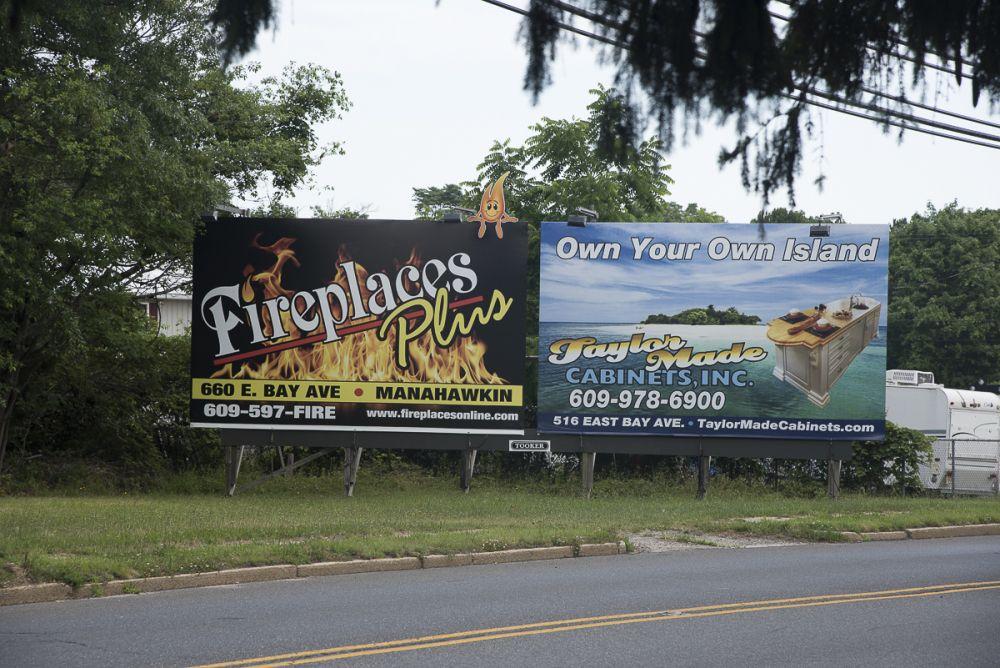 Billboard Critique In Little Egg Harbor Nj 08087 Billboard Art Institute Of Pittsburgh East Bay