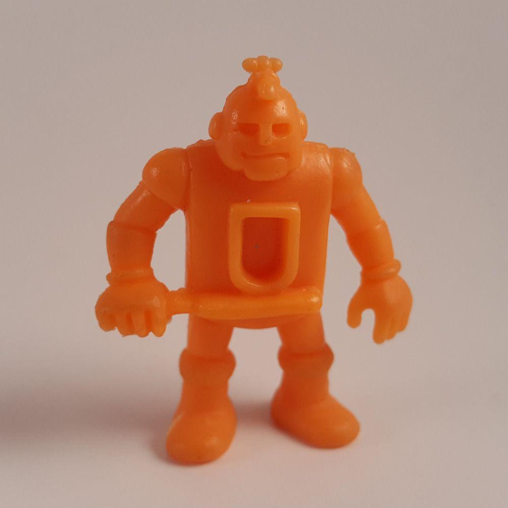 M.U.S.C.L.E Kinnikuman Red Color #124 Foxman