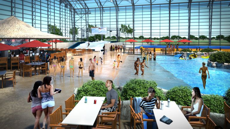 Opening Soon Epic Waters Is An Indoor Waterpark Set To