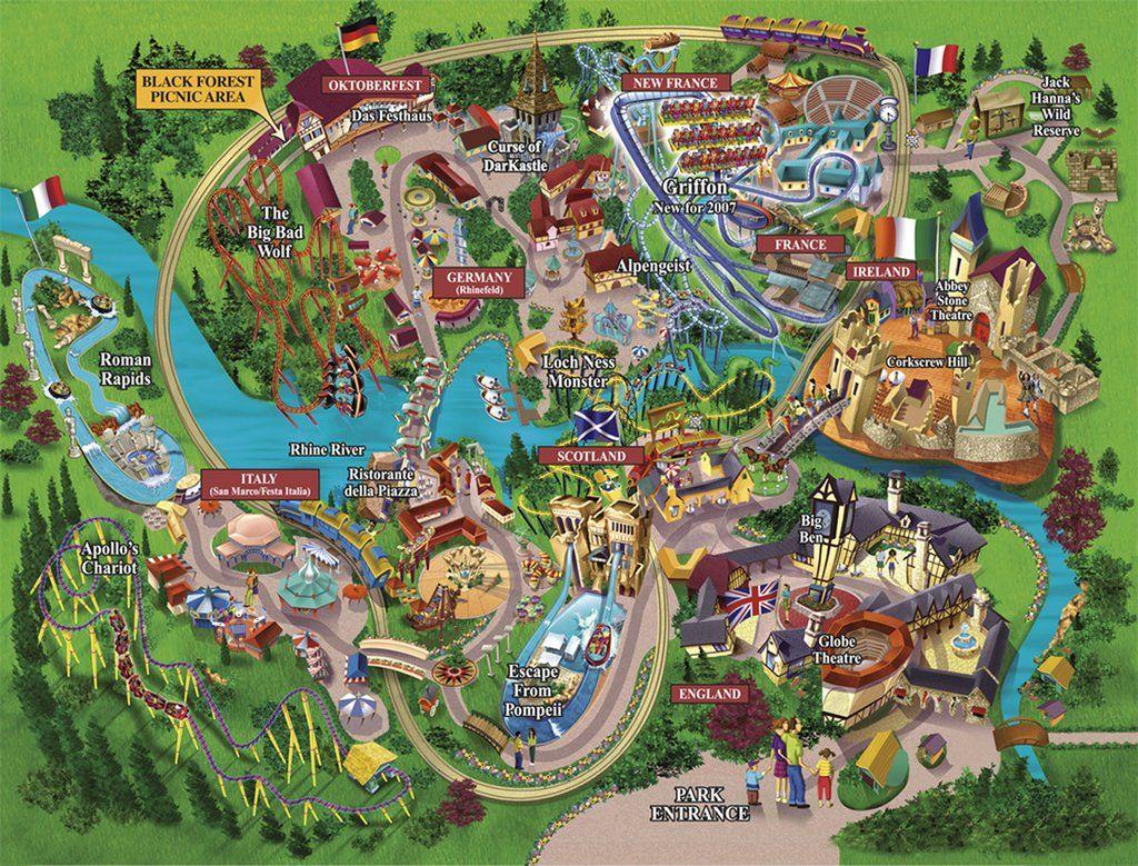 bdf16f9c0080166059cf3006b74567eb - Busch Gardens Two Park Fun Card