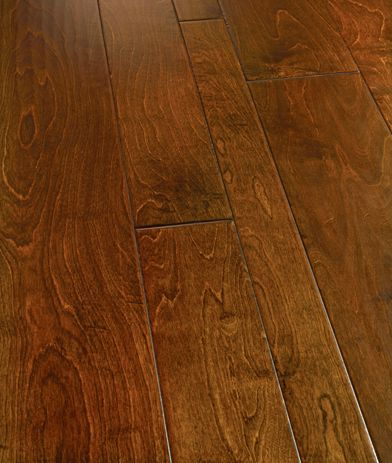 Artisan Hand Carved Engineered Hardwood Flooring Lakeside