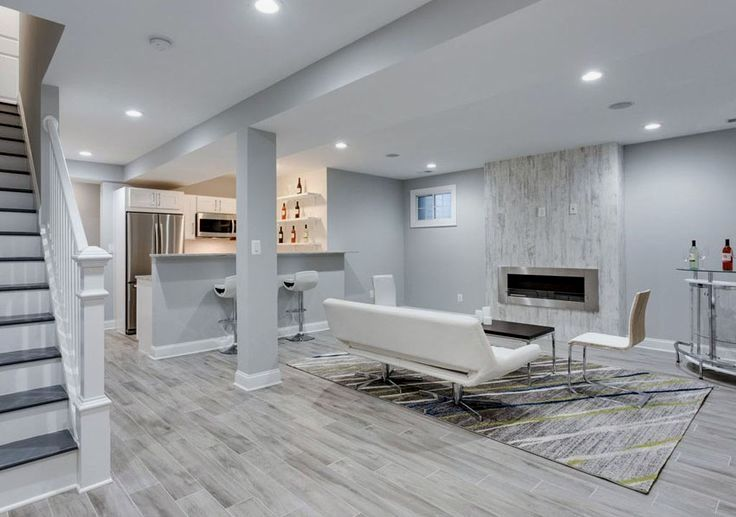 47 Cool Finished Basement Ideas (Design Pictures) images