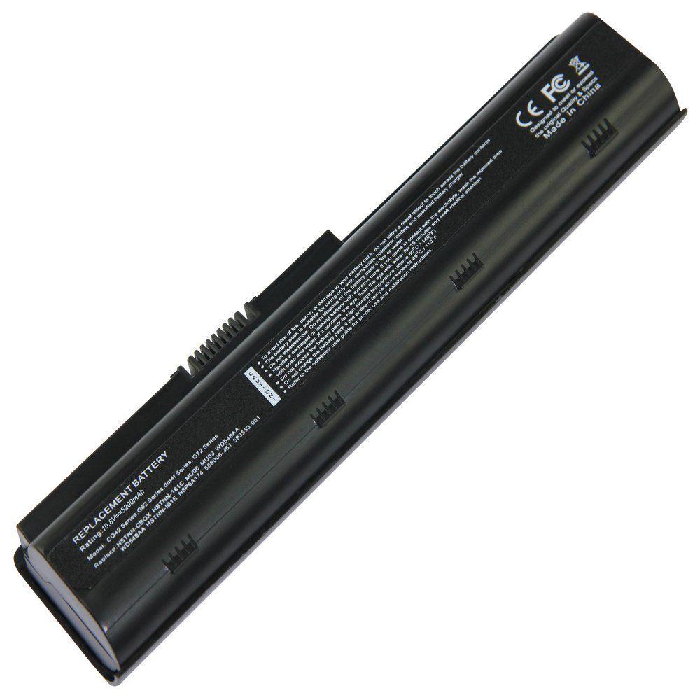 5200MAH 10.8V Battery For HP HSTNNCBOX HSTNNQ60C HSTNN