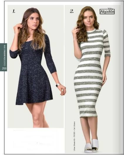Vestidos de Invierno para Mujer. Vestidos de Tierra Bendita y Holly Land.  catalogo price shoes dfcb712a4ca