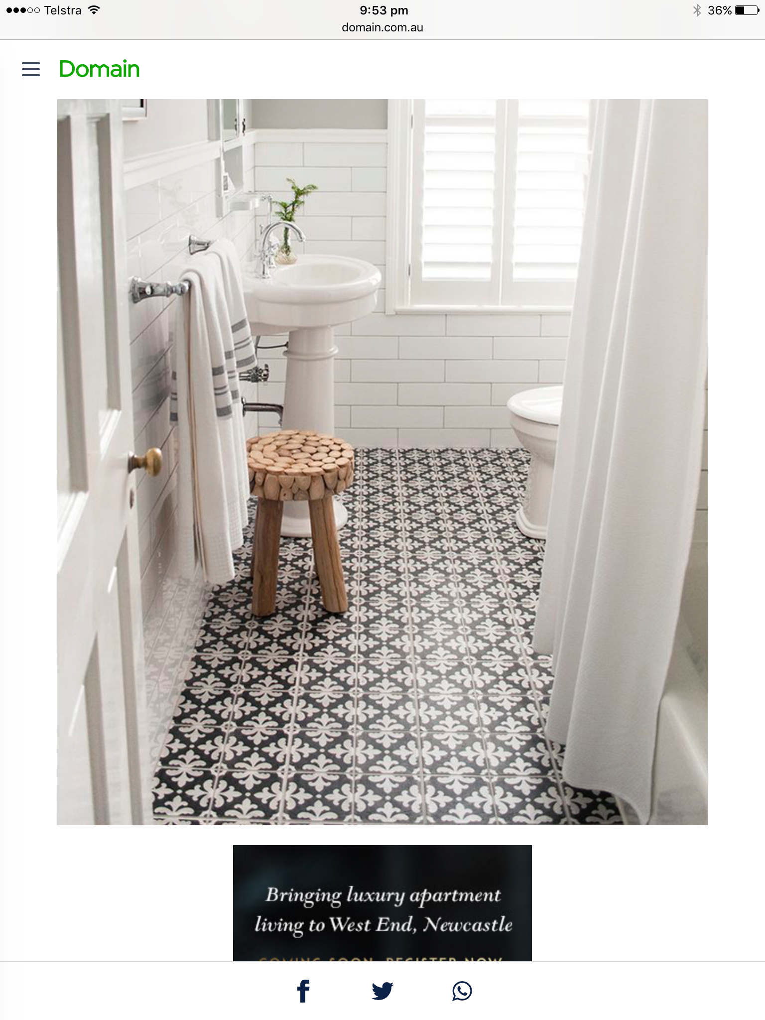 Pin By Tjoann On For The Home In 2019 White Bathroom Tiles