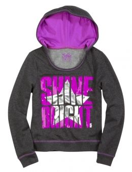 Pin By Bobbie Mcdaniel On For Cierra My Very Own Board Justice Clothing Justice Girls Clothes Girl Sweatshirts
