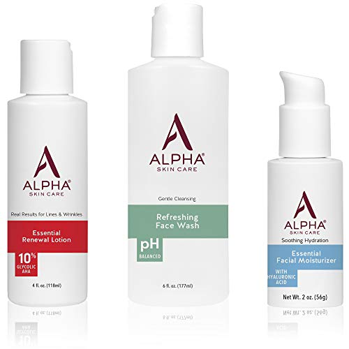 Alpha Skin Care Introductory Kit Refreshing Face Wash Best Offer Luxclout Com Facial Moisturizer Anti Aging Anti Aging Skin Products Facial Moisturizers