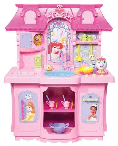 Disney Princess Ultimate Fairytale Kitchen By Disney Princess