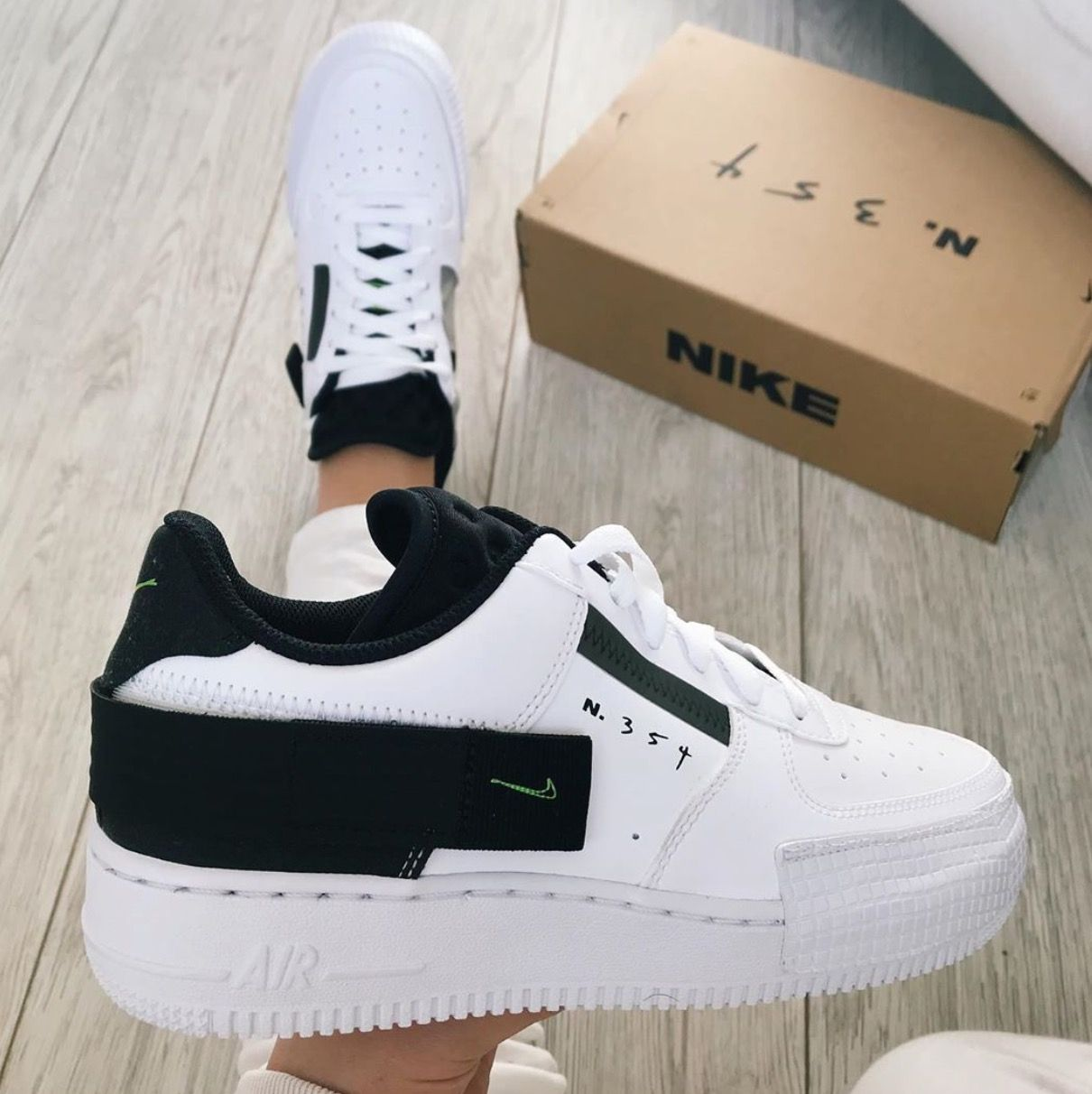 Sneakers fashion, Hype shoes, Nike air
