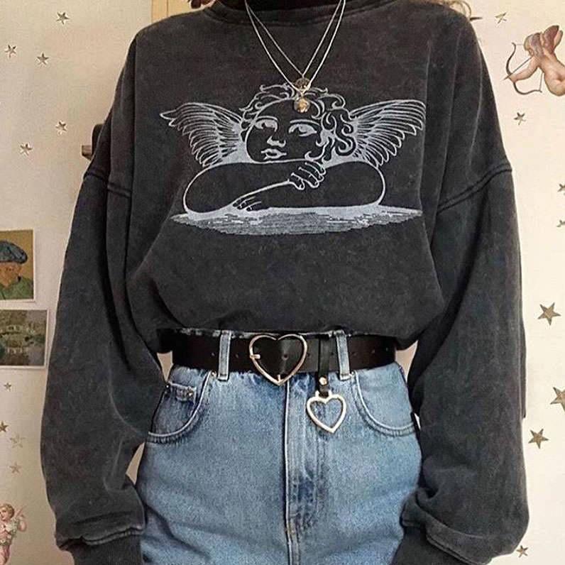 Raphael's Angel Sweatshirt